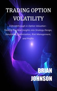 Trading Option Volatility Now Available on Amazon